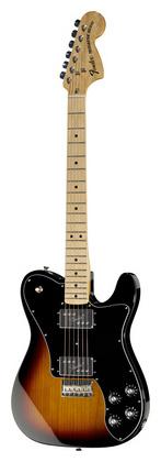 Телекастер Fender 72 Telecaster Deluxe 3SB горелка tbi sb 360 blackesg 3 м