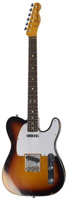 Телекастер Fender 67 Telecaster Heavy Relic F3SB