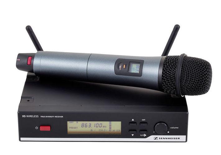 Готовый комплект радиосистемы Sennheiser XSw 35 Vocal Set E-Band восстанавливающий шампунь с экстрактом репейника reconstructing shampoo with burdock extract