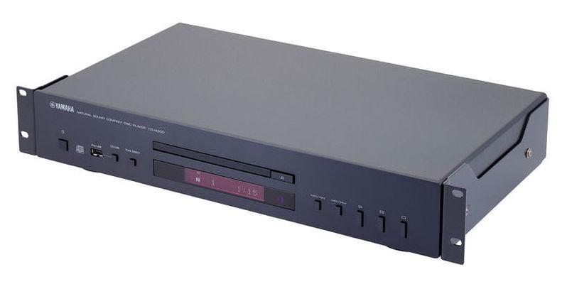CD проигрыватель Yamaha CD-S300RK портативный cd плеер с джойстиком