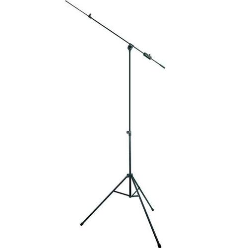 Микрофонная стойка PROEL PRO300BK proel proel spsk290al стойка под колонку тренога 1 1 1 6м до 30кг цвет алюминивый