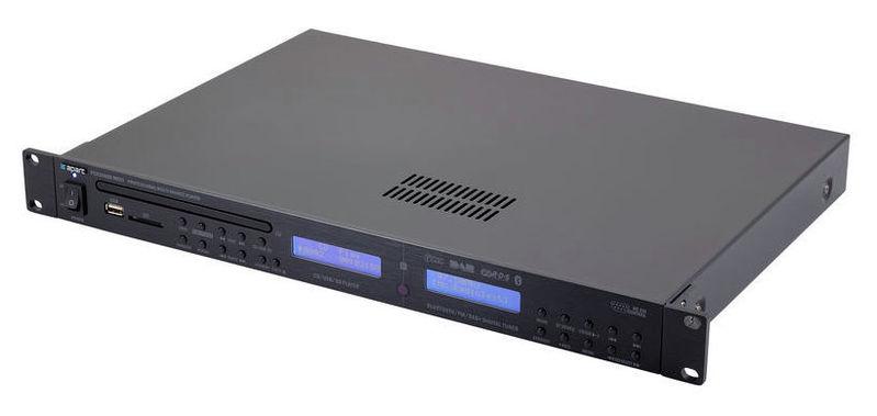 Рэковый проигрыватель APart PCR3000RMKIII профессиональный проигрыватель apart pc1000rmkii black