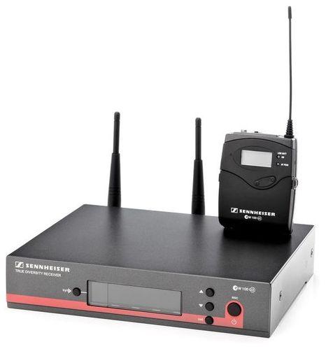 Радиосистема инструментальная Sennheiser EW 172 G3 / B-Band радиосистема sennheiser ew 100 945 g3 b x