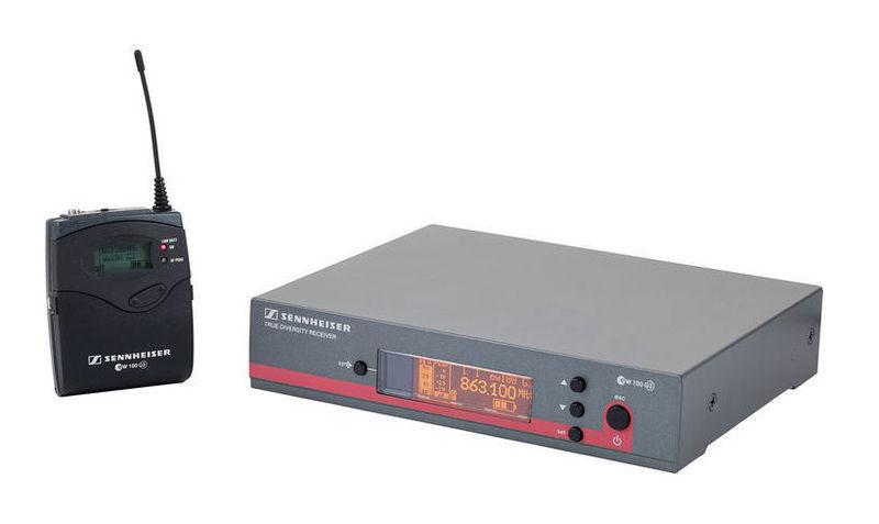 цена на Радиосистема инструментальная Sennheiser EW 172 G3 / E-Band