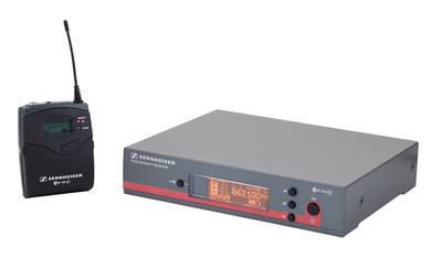 цена на Радиосистема инструментальная Sennheiser EW 172 G3 / G-Band
