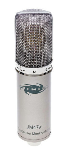 Микрофон с большой мембраной для студии JoeMeek JM47a