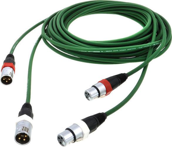 Кабель микрофонный Sommer Cable Albedo Micro Cable 6,0 джоансен айрис темная сторона жизни