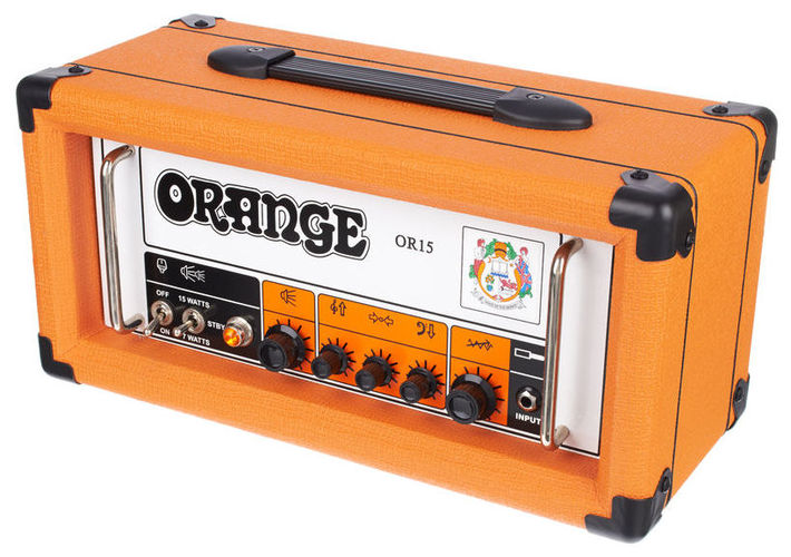 Усилитель головы Orange OR 15 H усилитель головы orange micro terror