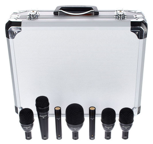 Микрофон для ударных инструментов AUDIX Fusion FP-7 Drumset audix d4
