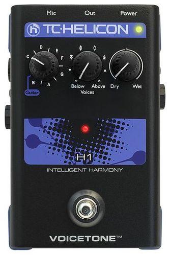 Вокальный процессор TC HELICON Voice Tone H1 вокальный процессор roland vt 12