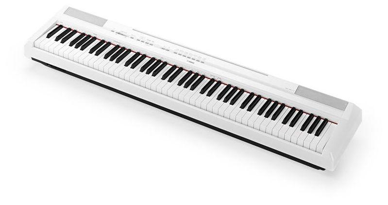 Цифровое пианино Yamaha P-115 WH