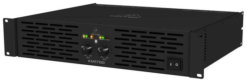Усилитель мощности до 800 Вт (4 Ом) Behringer KM1700