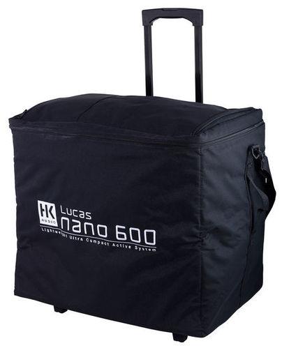 все цены на Чехол под акустику HK AUDIO Lucas Nano 600 Roller Bag онлайн