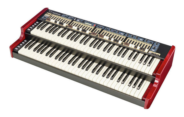 Электроорган Clavia Nord C2D Combo Organ электроорган clavia nord c2d combo organ