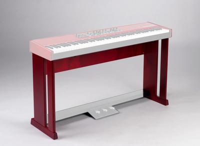 Стойка под клавиши Clavia Wood Keyboard Stand электроорган clavia nord c2d combo organ