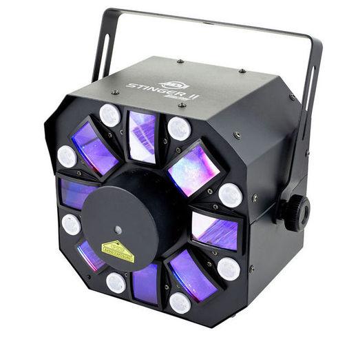 Многолучевой прибор AMERICAN DJ Stinger II многолучевой прибор involight ventus l