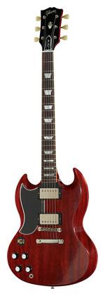 купить Электрогитара с двумя вырезами Gibson SG Standard Reissue FC LH недорого