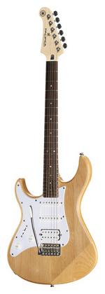 Гитара для левшей Yamaha Pacifica 112JL YNS