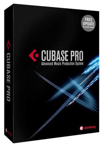 все цены на Софт для студии Steinberg Cubase Pro 9 EDU онлайн