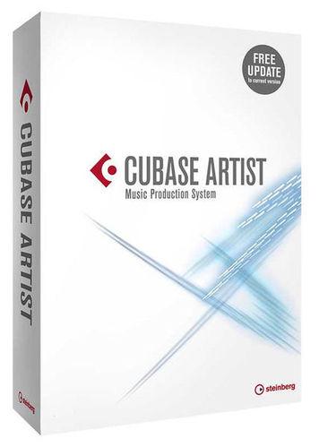все цены на Софт для студии Steinberg Cubase Artist 9 онлайн