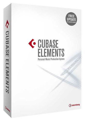 все цены на Софт для студии Steinberg Cubase Elements 9 онлайн