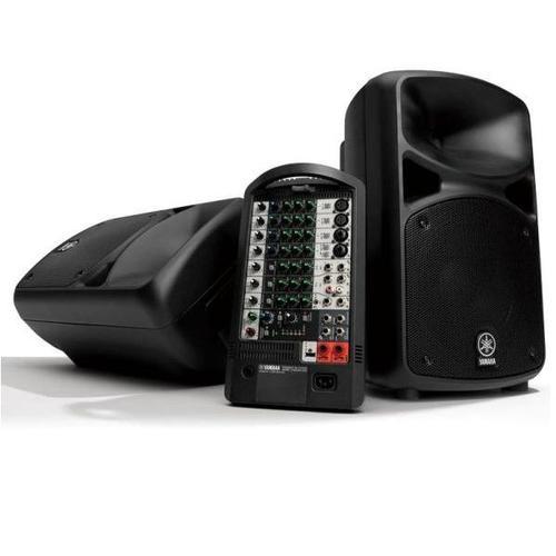 Комплект акустических систем Yamaha STAGEPAS 600i 2M контроллер акустических систем dbx driverack pa 2