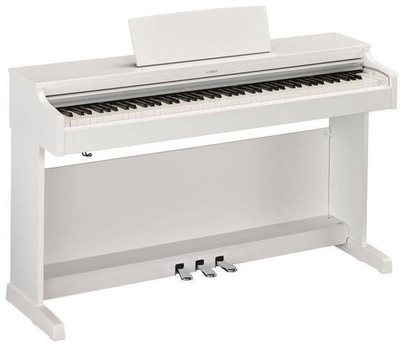 Цифровое пианино Yamaha YDP-163 WH