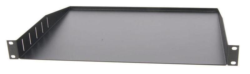 Dj стойка Adam Hall 87551 Rack Tray 19 1HE рама и стойка для электронной установки roland mds 4v drum rack