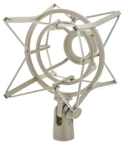Антивибрационное крепление для микрофона Октава АМ-60/27 Никель купить газовый счетчик октава g4