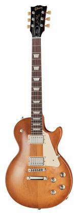 Электрогитара с одним вырезом Gibson Les Paul Tribute T 2017 FHB электрогитара gibson les paul junior 2015 green day