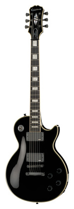 Электрогитара с одним вырезом Epiphone Les Paul Matt Heafy 6-string