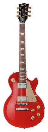 Электрогитара с одним вырезом Gibson LP Studio 2016 T RR CH электрогитара gibson lp studio 2016 t wine red chrome