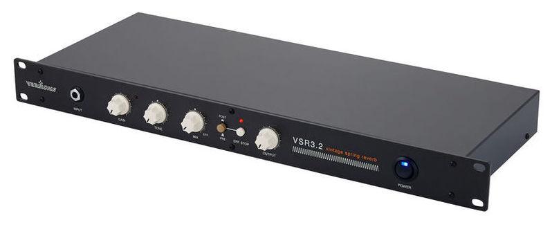 Процессор эффектов Vermona VSR 3.2
