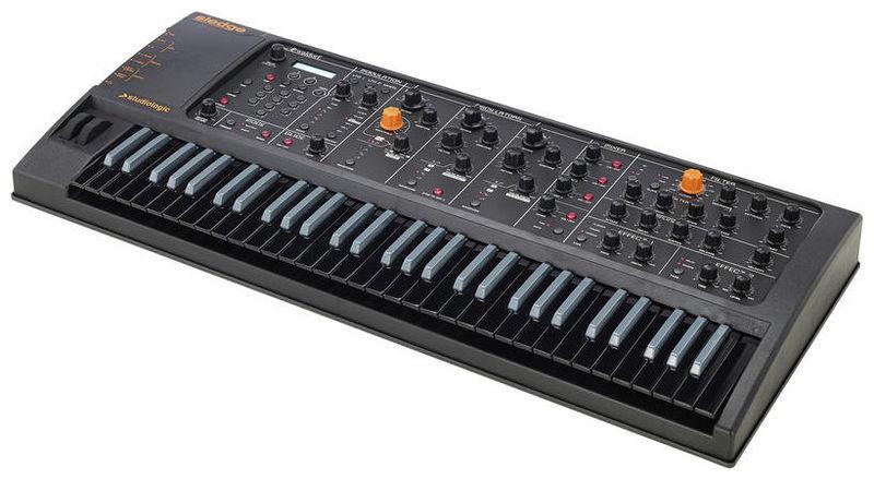 Синтезатор Studiologic Sledge 2 Black Edition eset nod32 антивирус platinum edition 3пк 2года