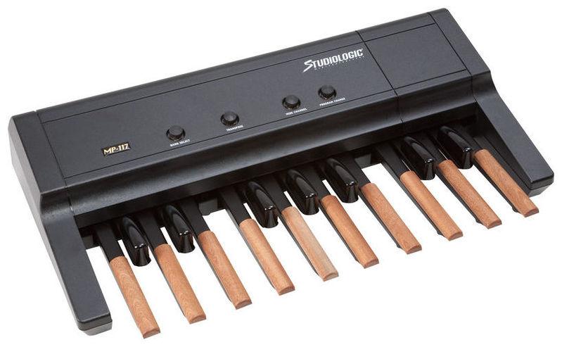 Контроллеры, адаптеры Studiologic MIDI PEDALBOARD MP117 клавиатура mp 09a33su 5282