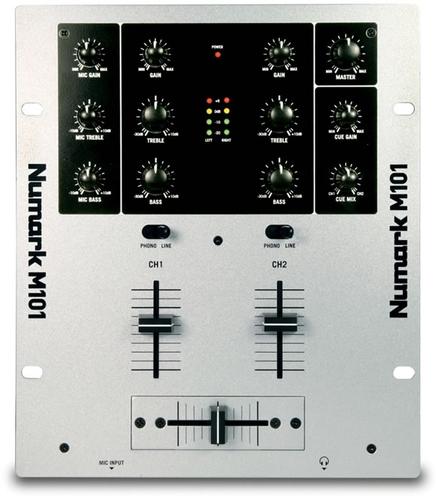 все цены на  2-канальный микшер Numark M101  онлайн