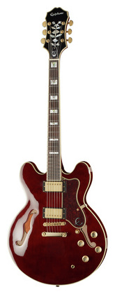 Полуакустическая гитара Epiphone Sheraton-II Pro WR epiphone sheraton ii vintage sunburst gold