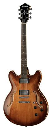 цены  Полуакустическая гитара Ibanez AS73-TBC