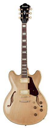 Полуакустическая гитара Ibanez AS73G-NT