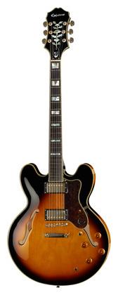 Полуакустическая гитара Epiphone Sheraton-II Pro VS epiphone sheraton ii vintage sunburst gold