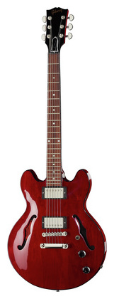 Полуакустическая гитара Gibson ES-339 Studio Wine Red 2015 электрогитара gibson lp studio 2016 t wine red chrome