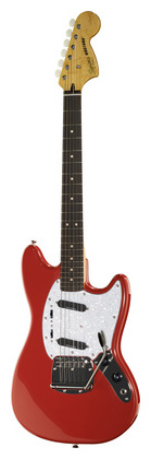 Электрогитара иных форм Fender SQ Vintage Mod Mustang FR комбо для гитары fender mustang gt 200