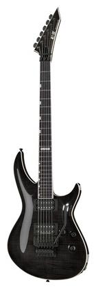 Электрогитара иных форм ESP E-II Horizon III FM FR STBLK гитара для левшей esp e ii horizon iii fm rdb lh