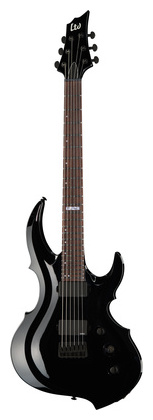 Электрогитара иных форм ESP LTD FRX-401 BLK электрогитара ltd james hetfield snakebyte metallica