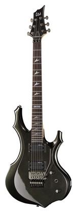 Электрогитара иных форм ESP LTD F-200FR CHM электрогитара ltd james hetfield snakebyte metallica