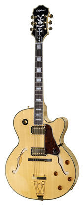 Джазовая гитара Epiphone Emperor-II Pro Joe Pass 16 NT epiphone pro 1 plus acoustic natural