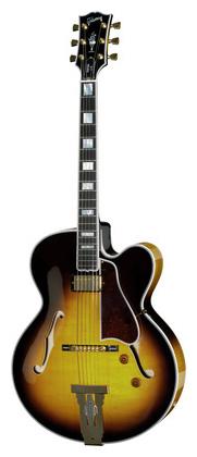 Джазовая гитара Gibson Wes Montgomery VSB