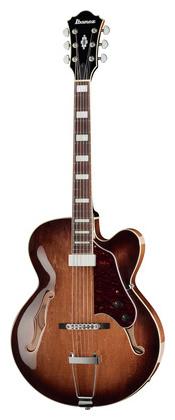 где купить Джазовая гитара Ibanez AF71F-TBC дешево