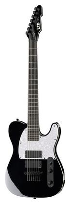 Баритон гитара ESP LTD SCT-607B 5 струнная бас гитара esp ltd f 5e ns