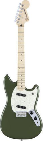 Электрогитара иных форм Fender Mustang MN OL Offset комбо для гитары fender mustang gt 200